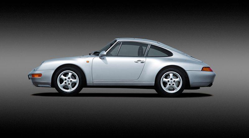 1994, Porsche 911 Carrera Coupé, Typ 993, 3,6 Liter,