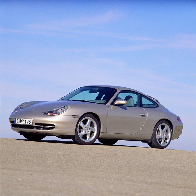 2001, Porsche 911 Carrera Coupé, Type 996, 3,4 Liter,