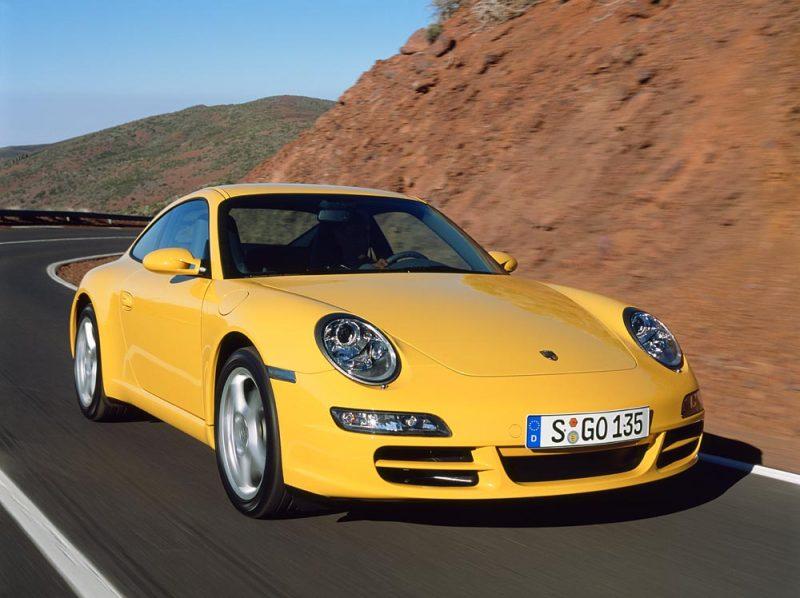 The type 997, Porsche 911 Carrera (2004 -2012)