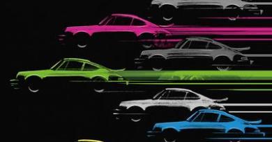 Turbo 3.- Porsche's first Turbocharged Car - Ryan Snodgrass - Parabolica Press