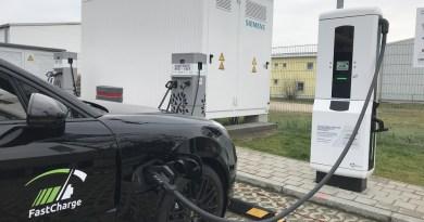 Fast Charge Porsche Prototype