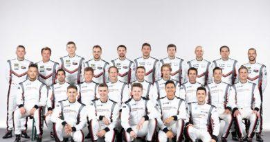 Porsche works driver 2019