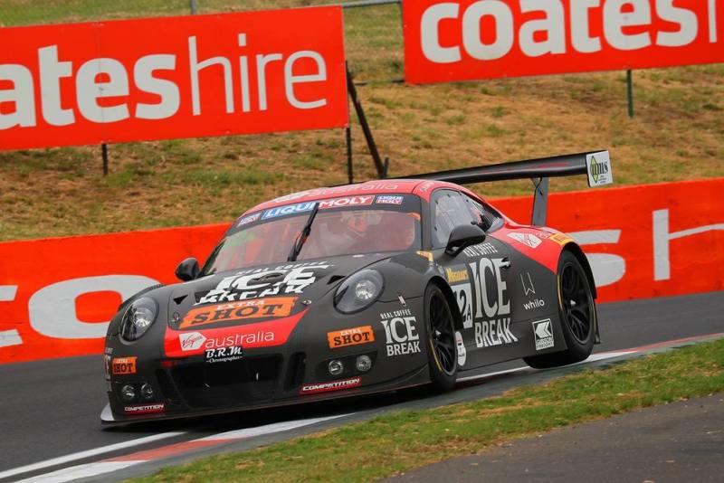 Porsche 911 GT3 R (12), Competition Motorsports - McElrea Racing Kévin Estre, Jaxon Evans, David Calvert Jones