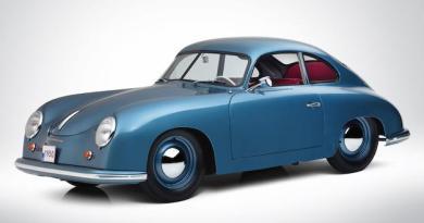 1950 Porsche 356 pre A splitwindow