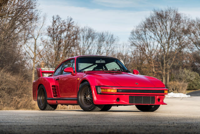 1984 RUF MODIFIED PORSCHE 911 RUF RSR Bonhams Amelia Island