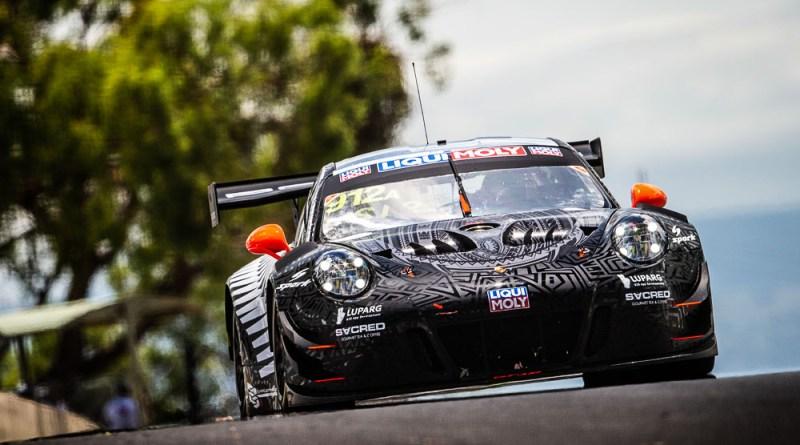 EBM, Porsche 911 GT3 R (912)- Dirk Werner, Dennis Olsen, Matt Campbell
