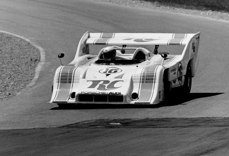 George Follmer Porsche 917 10 Mosport CanAm 1973