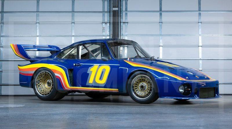 Porsche 935 Chassis: 930 990 0027 Gooding Amelia Island