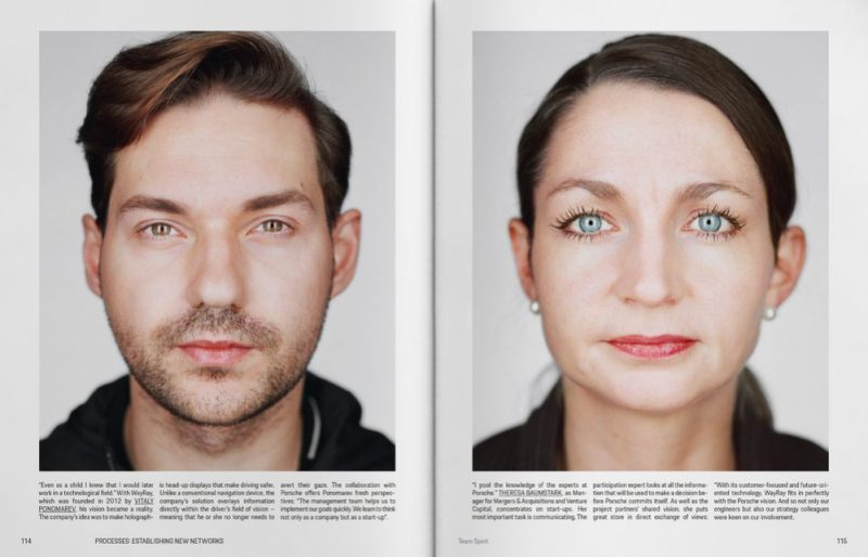 Annual and Sustainability Report 2018 Photos by Martin Schoeller