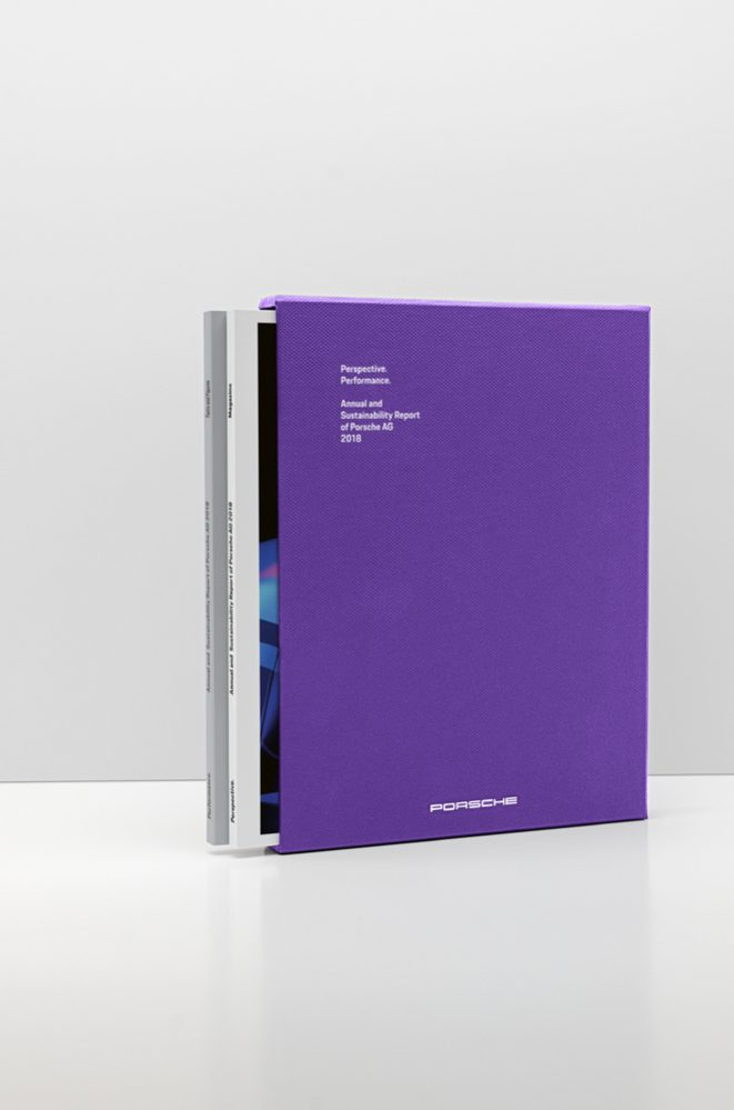 Annual and Sustainability Report 2018 Slipcase