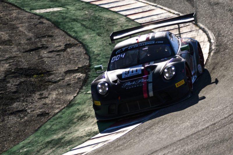 Porsche 911 GT3 R (911), Park Place Motorsports- Romain Dumas, Sven Müller, Mathieu Jaminet
