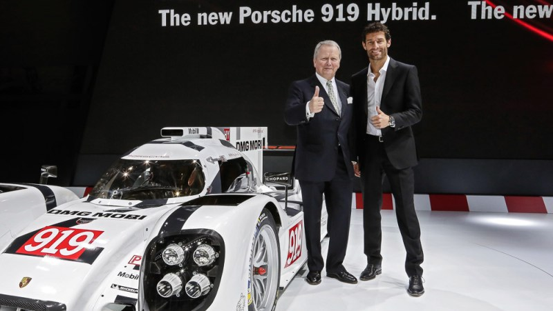 In 2014, Porsche celebrated its return to the big motorsport stage and with it the world première of the Porsche 919 Hybrid for the top LMP1 category of the FIA World Endurance Championship (WEC).