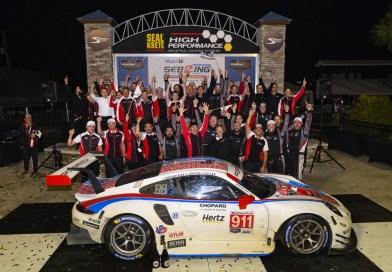 Super in Sebring: Porsche also wins the twelve-hour race