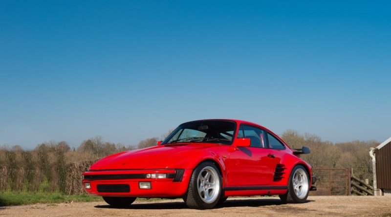 1986 Porsche RUF BTR 'Flachbau' Tom Wood ©2019 Courtesy of RM Sotheby's