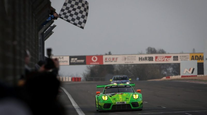 Porsche 911 GT3 R, Manthey Racing 912 Frédéric Makowiecki, Patrick Pilet