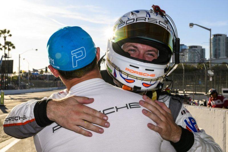 Porsche GT Team- Patrick Pilet, Nick Tandy