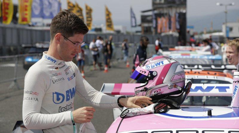 Michael Ammermüller (D), BWT Lechner Racing