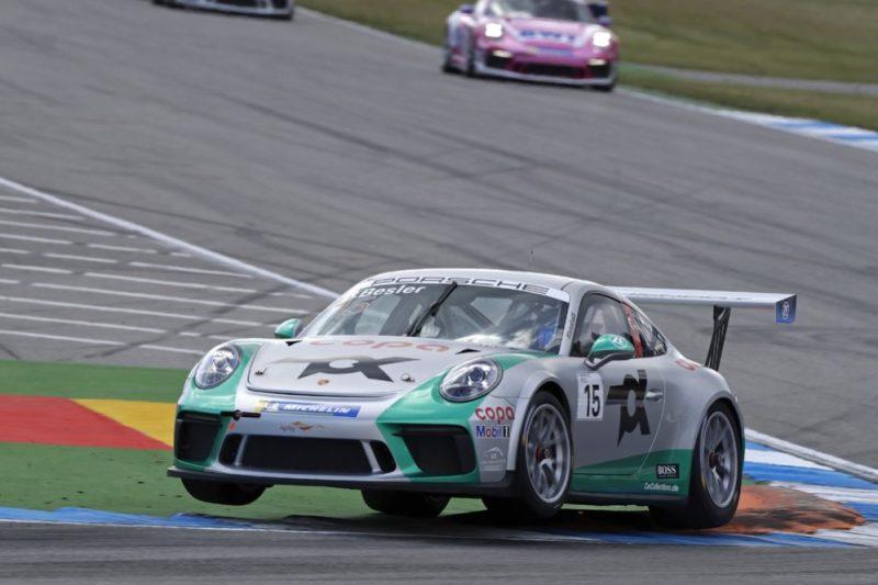 Porsche 911 GT3 Cup, Berkay Besler (TR), Porsche Carrera Cup Deutschland, Hockenheimring 2019
