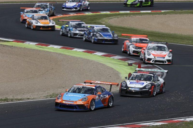 Porsche 911 GT3 Cup, Jaap van Lagen (NL), Porsche Carrera Cup Deutschland, Most 2019