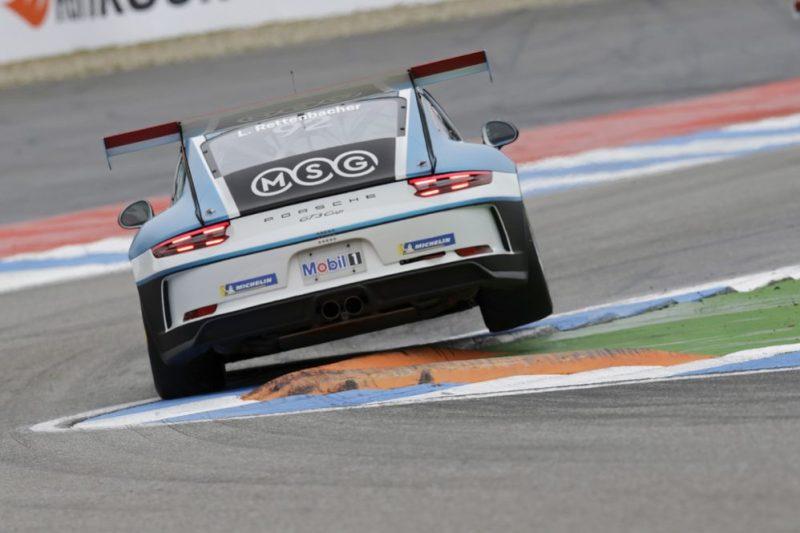 Porsche 911 GT3 Cup, Luca Rettenbacher (A), Porsche Carrera Cup Deutschland, Hockenheimring 2019