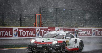 Porsche 911 RSR, Porsche GT Team (92), Michael Christensen (DK), Kevin Estre (F), Spa-Francorchamps 2019