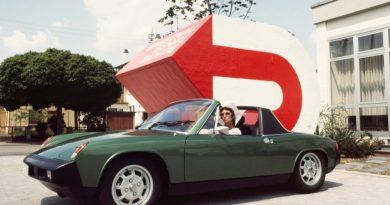Porsche 914/4 model year 1975