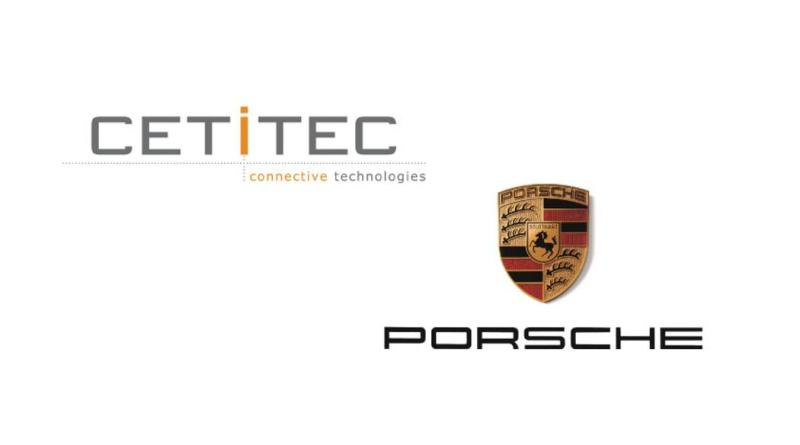 Porsche invests in software specialist Cetitec