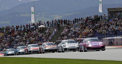 Porsche 911 GT3 Cup, Julien Andlauer (F), Porsche Carrera Cup Deutschland, Spielberg 2019