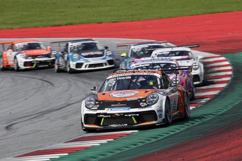 Porsche 911 GT3 Cup, Larry ten Voorde (NL), Porsche Carrera Cup Deutschland, Spielberg 2019