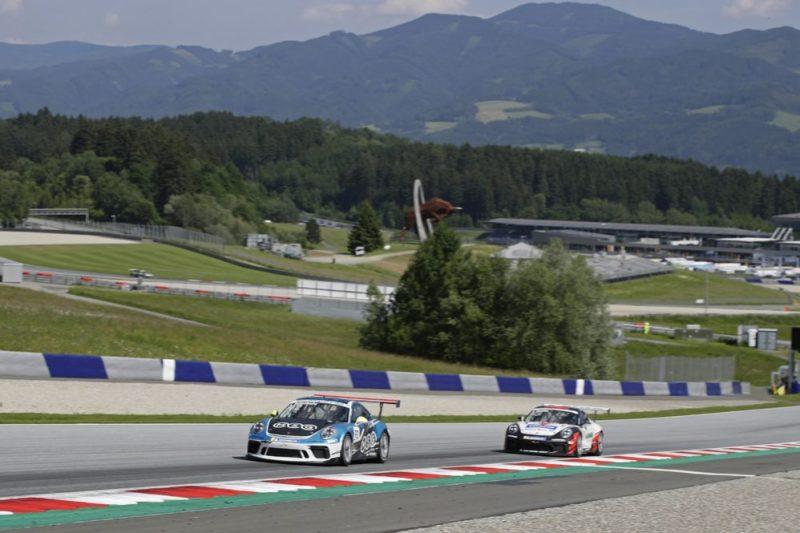 Porsche 911 GT3 Cup, Luca Rettenbacher (A), Porsche Carrera Cup Deutschland, Spielberg 2019