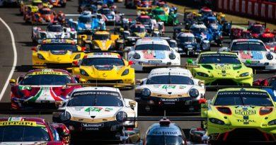 Porsche 911 RSR, Porsche GT Team (91), Gianmaria Bruni (I), Richard Lietz (A), Frédéric Makowiecki (F), Porsche 911 RSR, Porsche GT Team (92), Michael Christensen (DK), Kévin Estre (F)