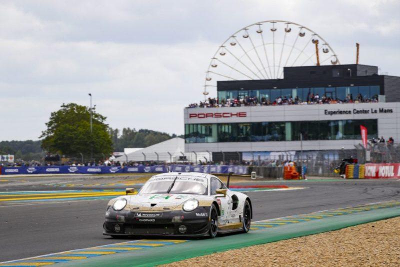 Porsche 911 RSR, Porsche GT Team (92), Laurens Vanthoor (B), Michael Christensen (DK), Kevin Estre (F)