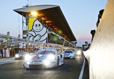 Porsche takes up the 24 Hours of Le Mans from fourth