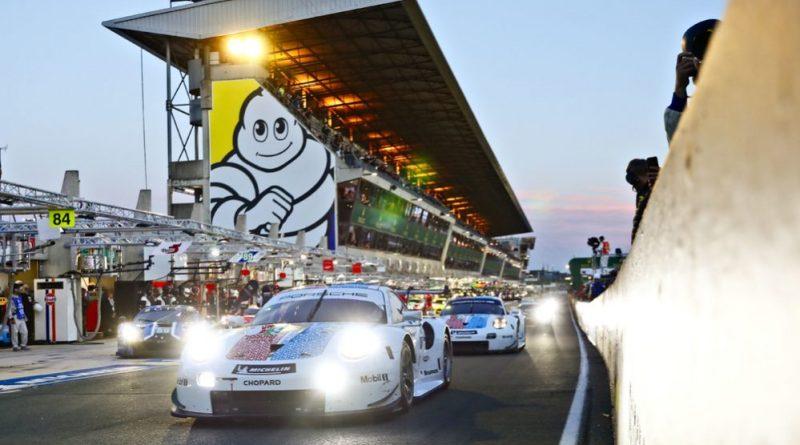 Qualifying Porsche 911 RSR, Porsche GT Team (93), Patrick Pilet (F), Nick Tandy (GB), Earl Bamber (NZ) Le Mans 24 Hours