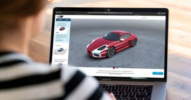 Porsche Digital launches online platform for vehicle livery design