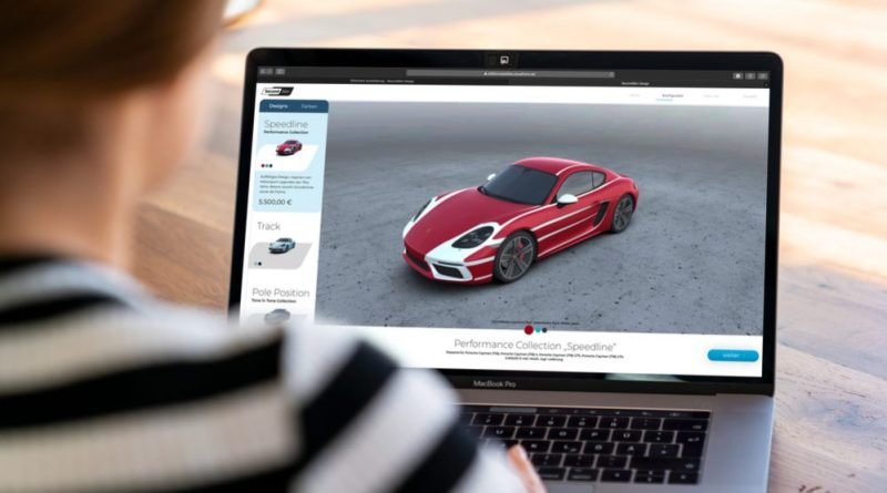 The online configurator 'Second Skin' will initially be available from July 2019