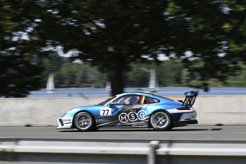 Porsche 911 GT3 Cup, Leon Köhler (D), Porsche Carrera Cup Deutschland, Norisring 2019