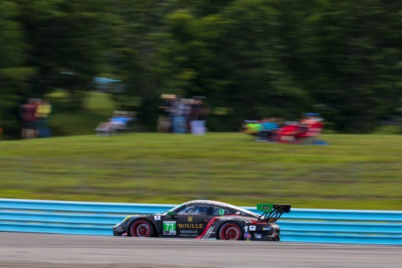 Porsche 911 GT3 R, Park Place Motorsports (73), Patrick Long (USA), Patrick Lindsey (USA)