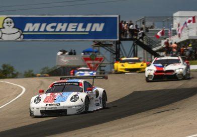 New record: Porsche 911 RSR scores fifth straight win in IMSA in Canada