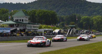 Porsche 911 RSR (912), Porsche GT Team - Earl Bamber (NZ), Laurens Vanthoor (B)