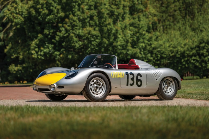 1960 Porsche 718 RS60 Spyder ( Chassis 718-044)