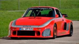1989 Porsche DP 935 Long Windshield - Mecum