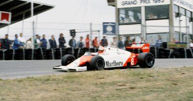 McLaren-TAG Turbo Typ 2623 Porsche