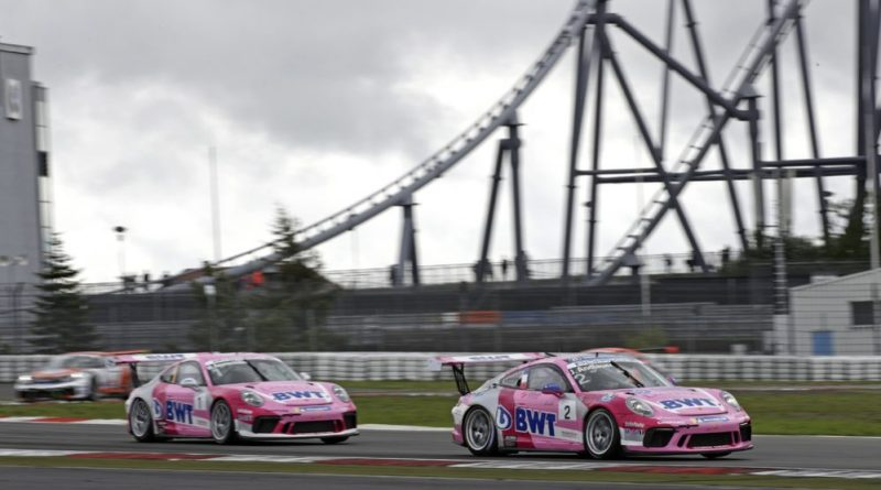 Julien Andlauer wins and extends championship lead