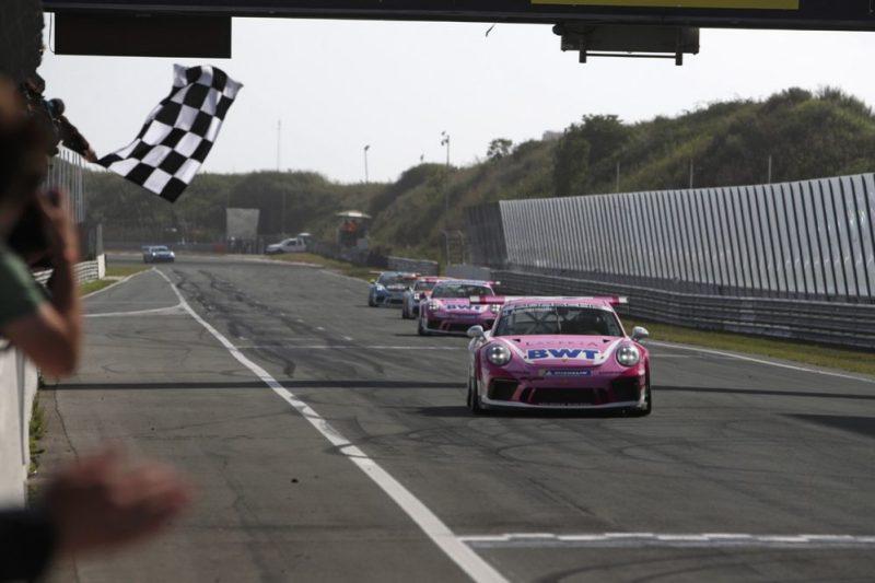 Porsche 911 GT3 Cup, Michael Ammermüller (D), Porsche Carrera Cup Deutschland, Zandvoort 2019