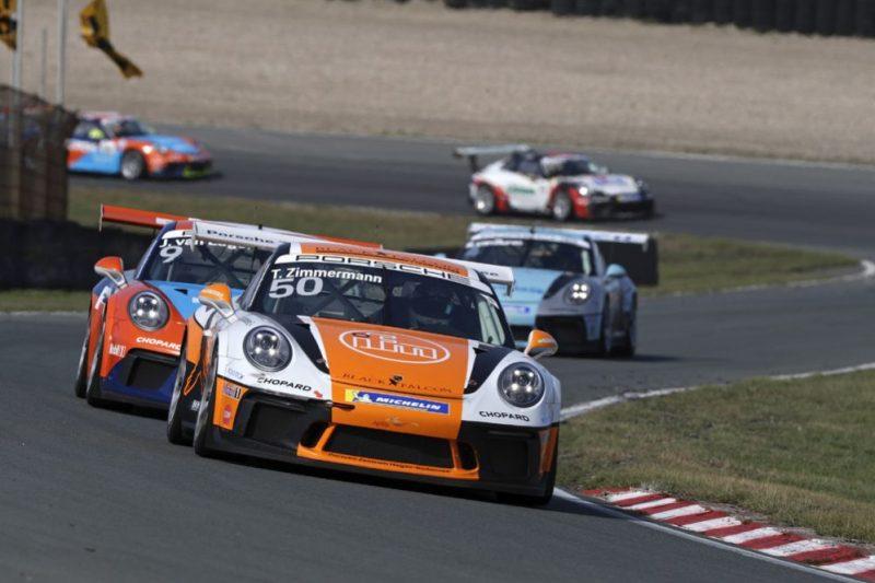 Porsche 911 GT3 Cup, Tim Zimmermann (D), Porsche Carrera Cup Deutschland, Zandvoort 2019