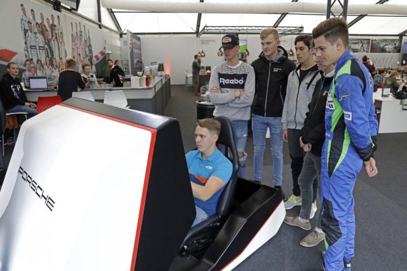 Porsche Esports Carrera Cup Deutschland, Nürburgring 2019