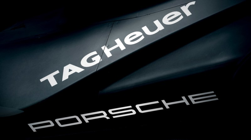 TAG Heuer and Porsche - Sneak peek on the Porsche Formula E car