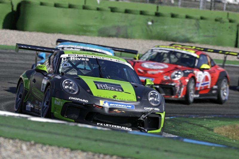 Porsche 911 GT3 Cup, Carlos Rivas (L), Porsche Carrera Cup Deutschland, Hockenheimring 2 - 2019