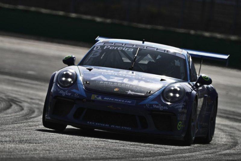Porsche 911 GT3 Cup, Dylan Pereira (L), Porsche Carrera Cup Deutschland, Hockenheimring 2 - 2019